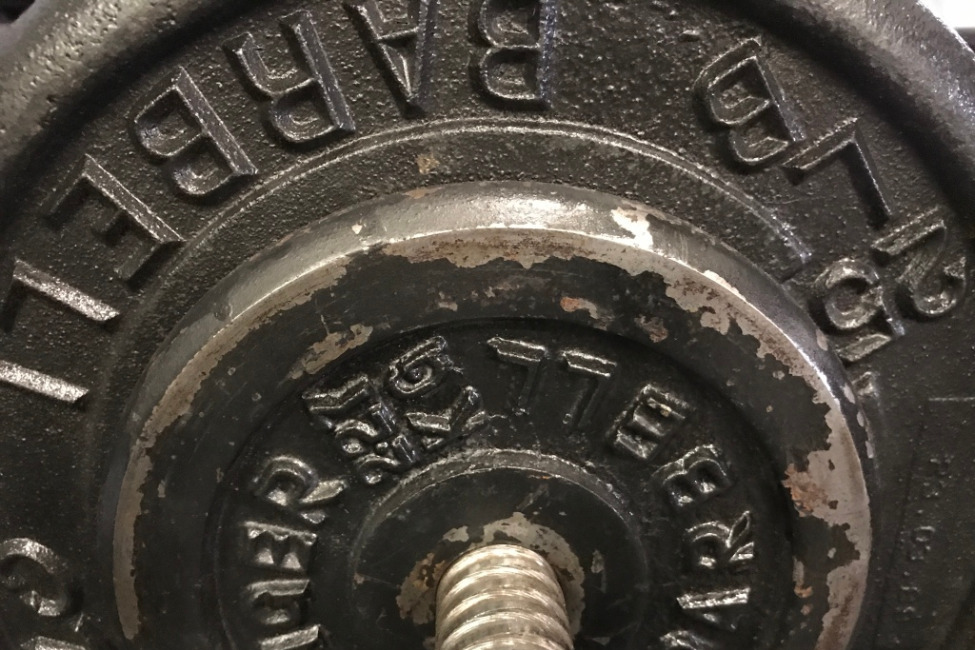 Barbell Weight for MMA Strenght and Fitness Training